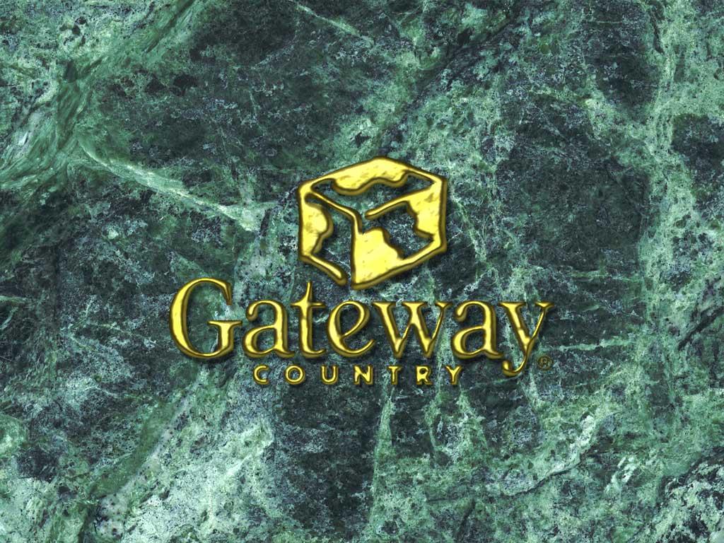 Gateway - Green Marble