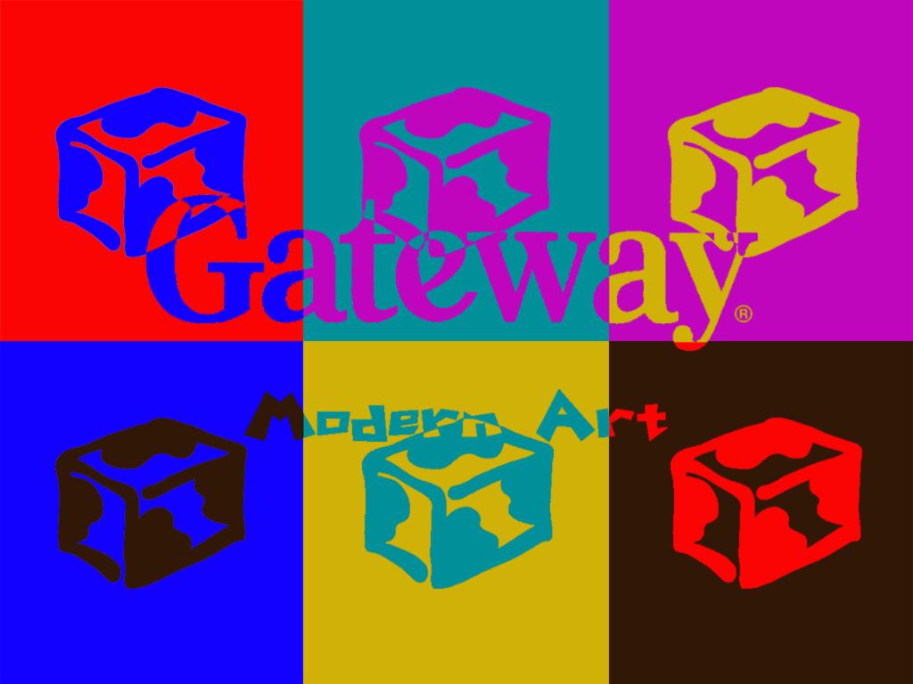 Gateway - Modern Art